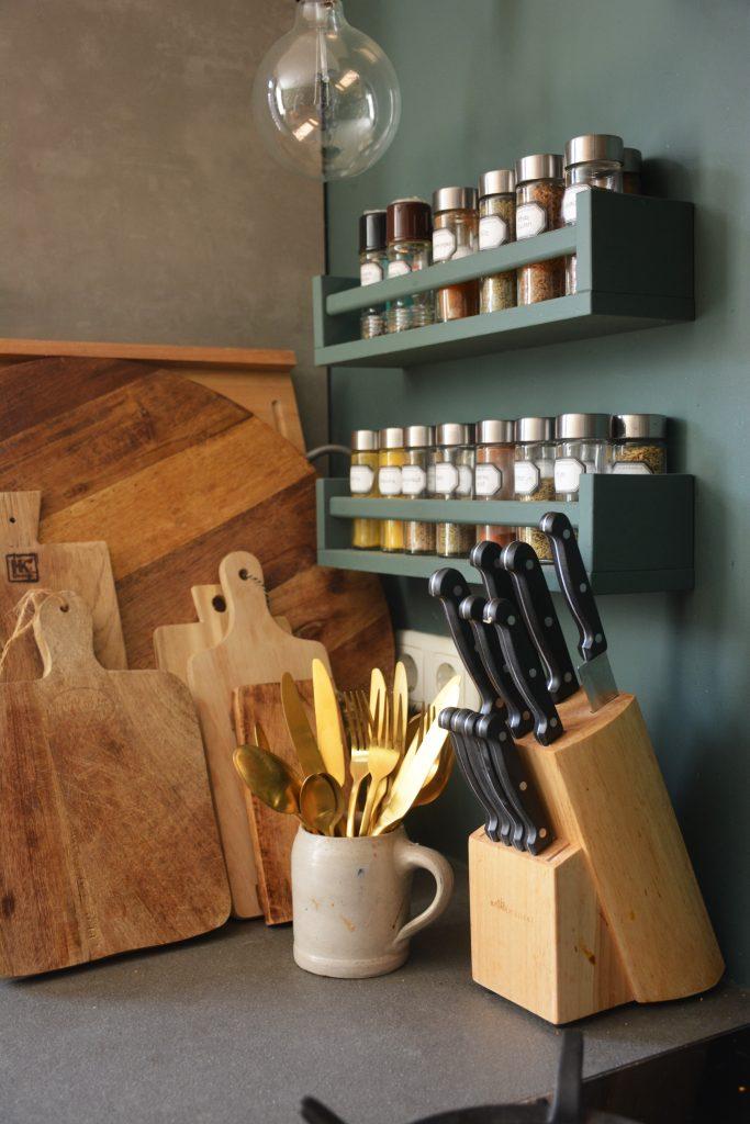 interieurtips klein budget keukendecoratie