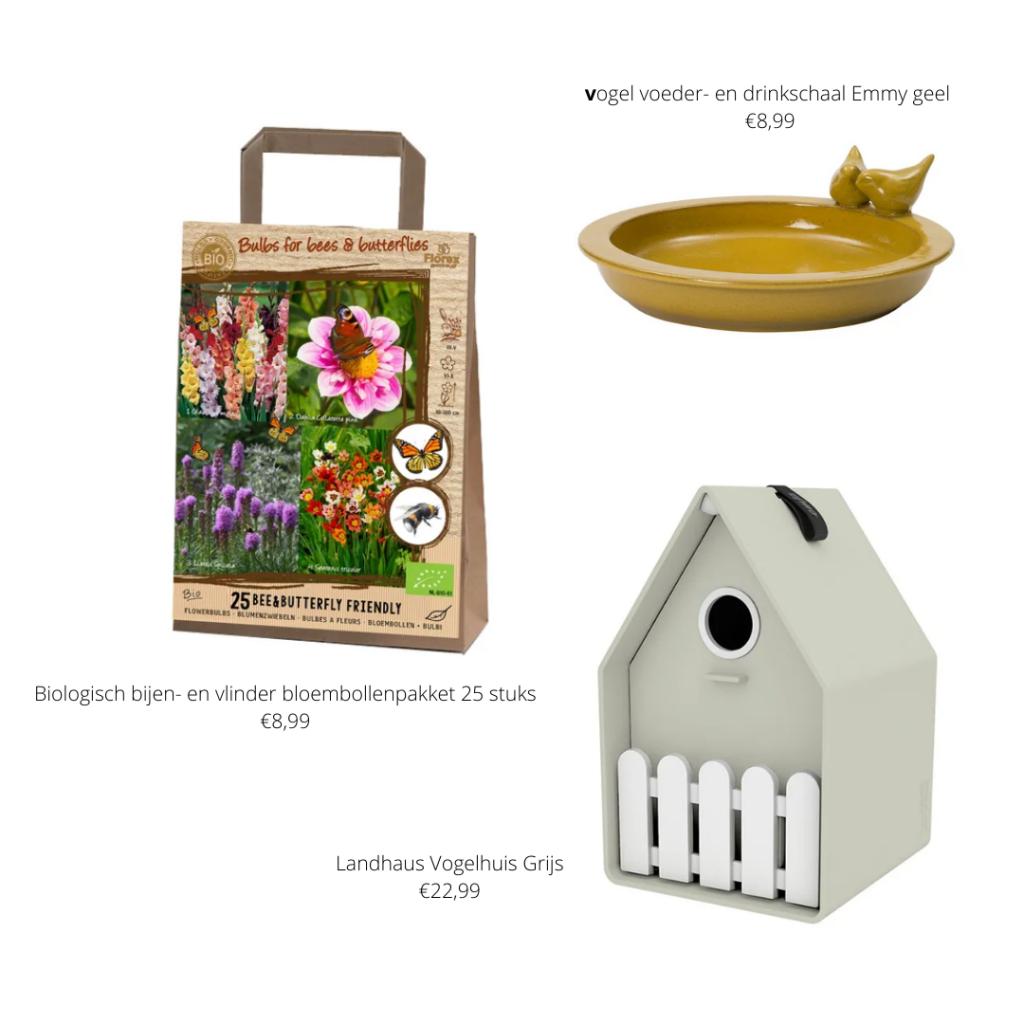 Cadeaupakket tuinliefhebber